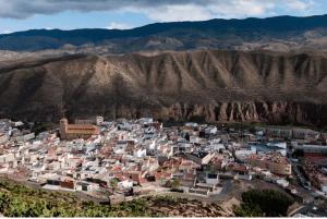Tabernas   Ruta del norte de Almería