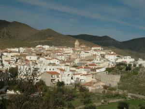 Uleila del campo   Ruta del note de Almería
