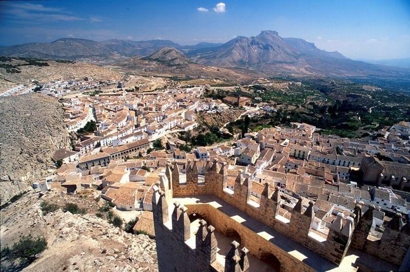 Ruta del norte de Almería | Enoturismo a tu aire