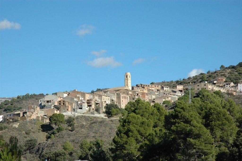 Ruta La Villela Alta