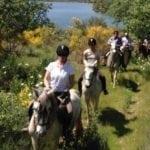 Entre Viñas a caballo por el Priorat + Visita Bodega + Cata