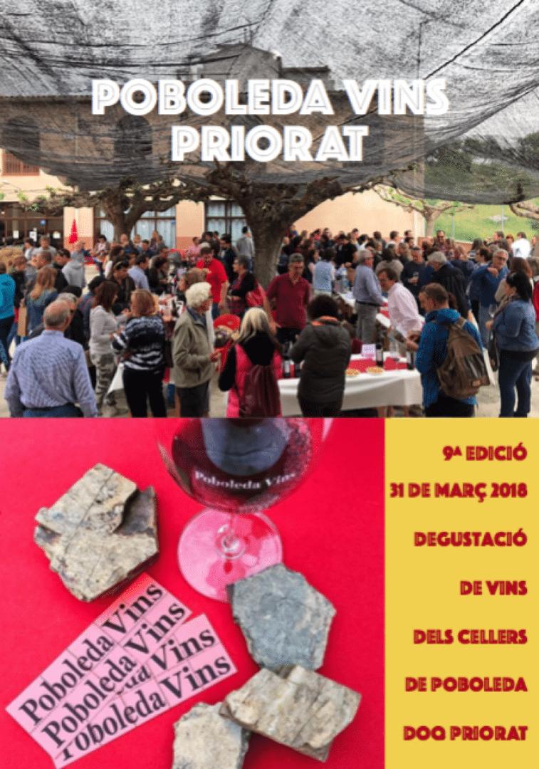 Poboleda Vins Priorat 2018