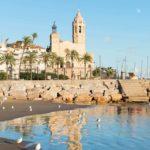Recorrido histórico por Sitges con visita a Bodega y Almuerzo