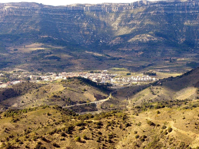 Ruta de Cornudella de Montsant, Ulldemolins  y Cabacés