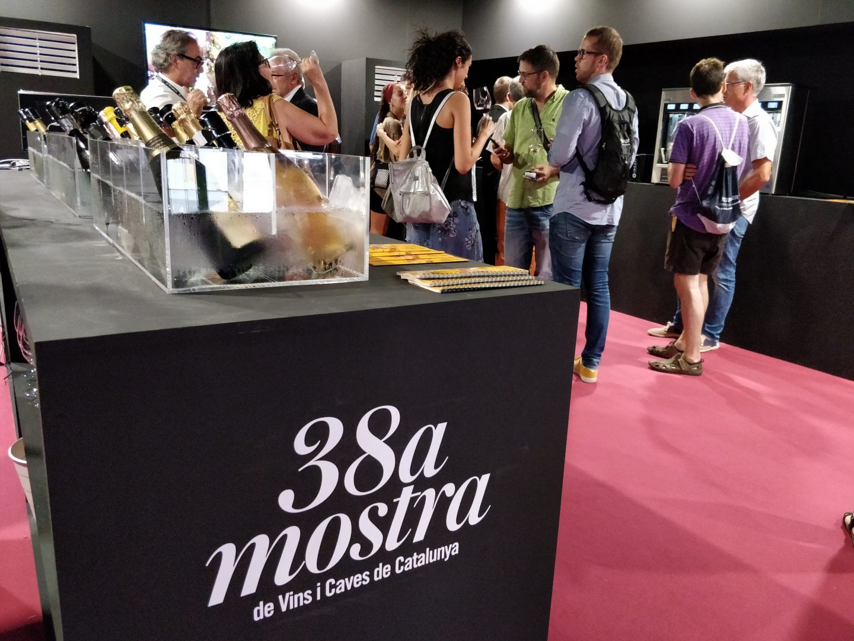 38ª Muestra de vinos y Cavas de Cataluña