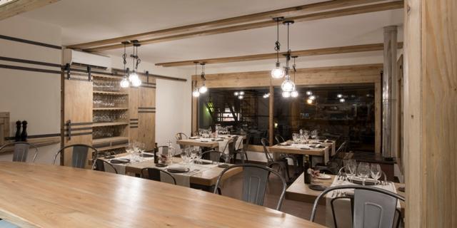 Restaurante Quatre Molins